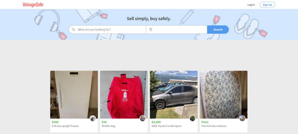 One of the most popular Craigslist alternatives for Canada